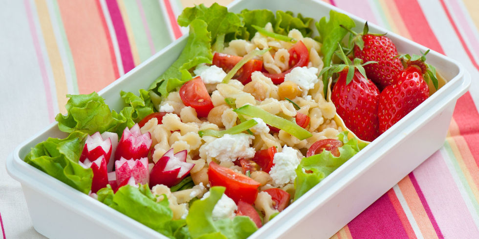 Salad recipes for lunch box