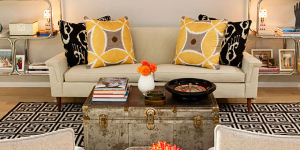 lara spencer home decorating tips - decorating on a budget
