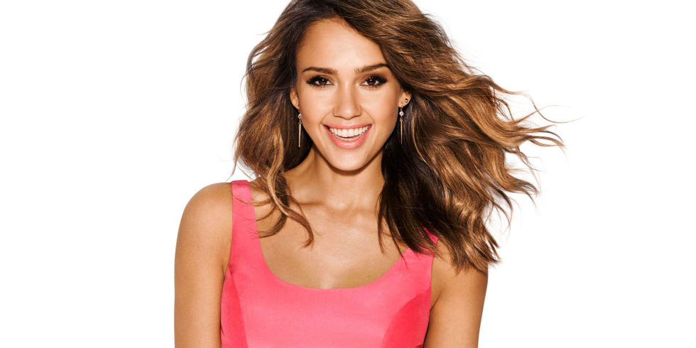 Jessica Alba Interview...