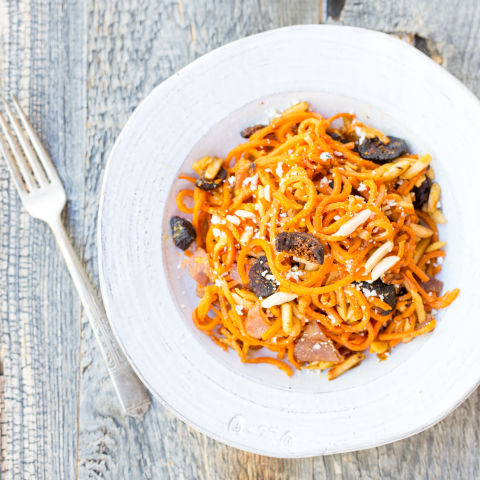 10 Delicious Pasta Dishes Made With Veggie Noodles