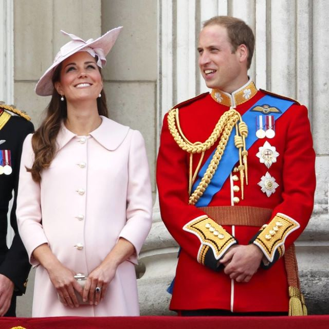 Kate Middleton Is Reportedly Expecting a Bouncing, Baby