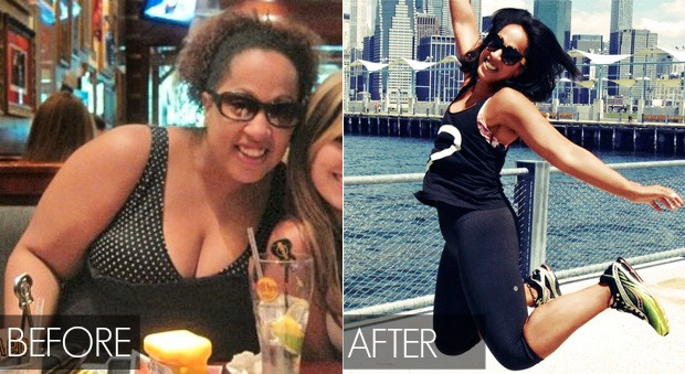 Food addict loses 100 pounds