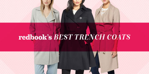 13 Lightweight Trench Coats You Should Wrap Up In This Spring