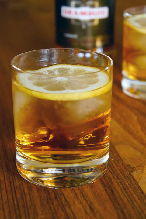 how to make whiskey at home recipe