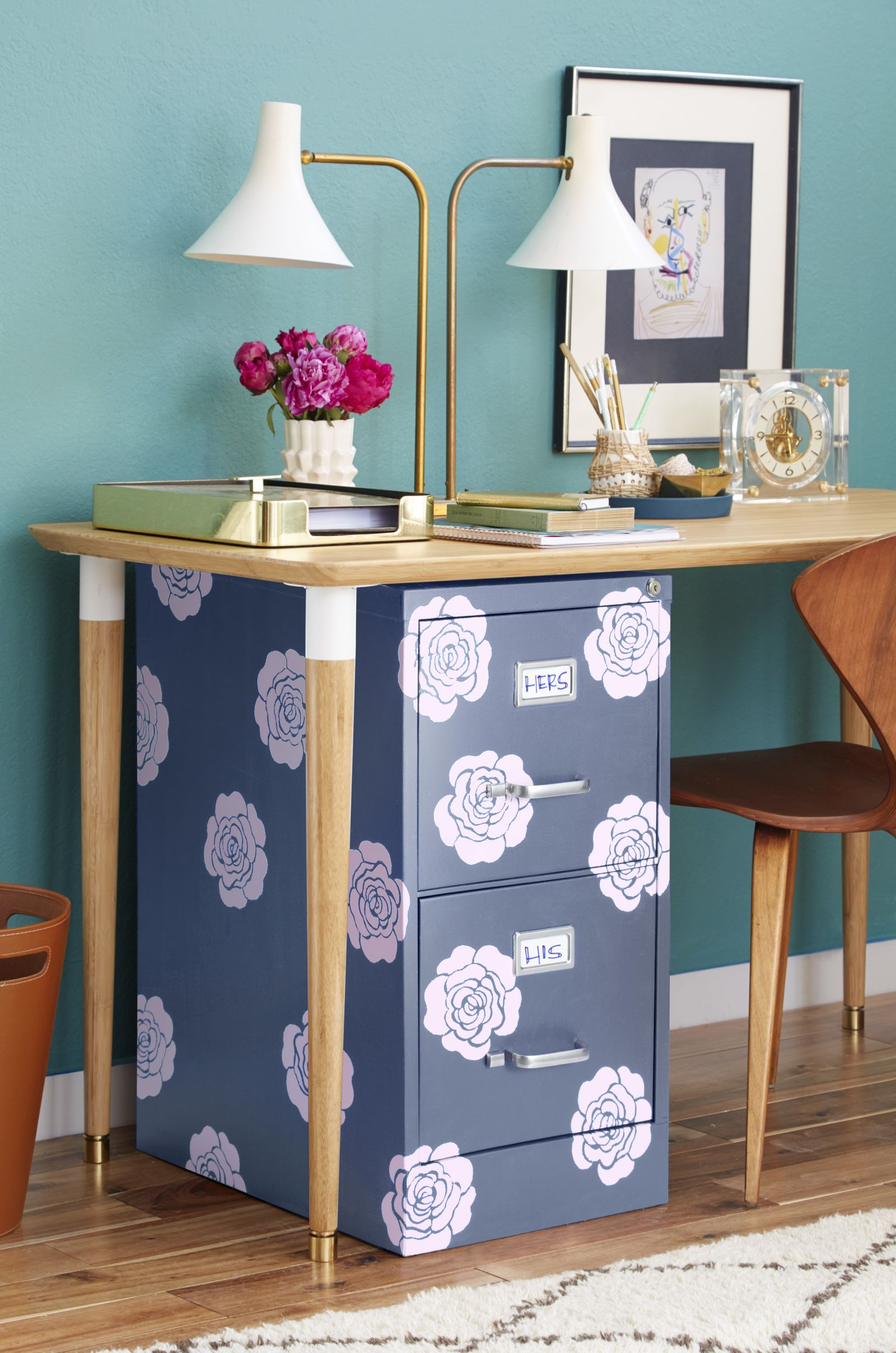 Cute Filing Cabinet File Cabinet Makeover Diy For Your File Cabinet