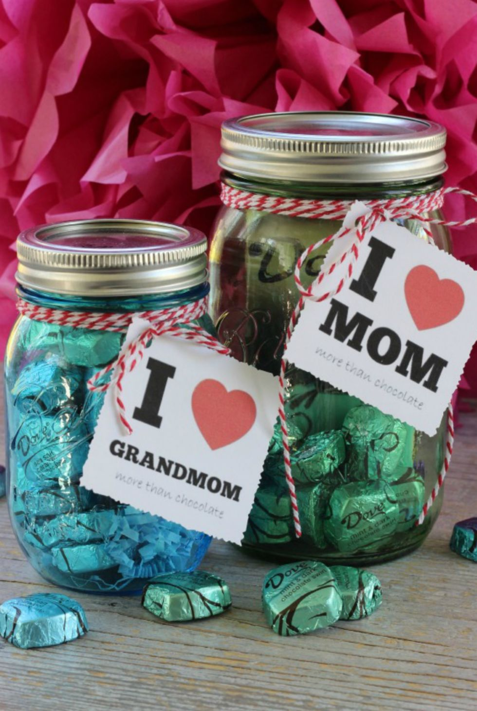 34 Cute Mother's Day Gifts in Mason Jars - Best Mother's Day Gift ...