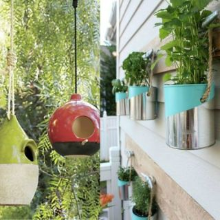 Forget Boring Furniture And Decor That Everyone Has. Upscale Your Outdoor  Space With A Few