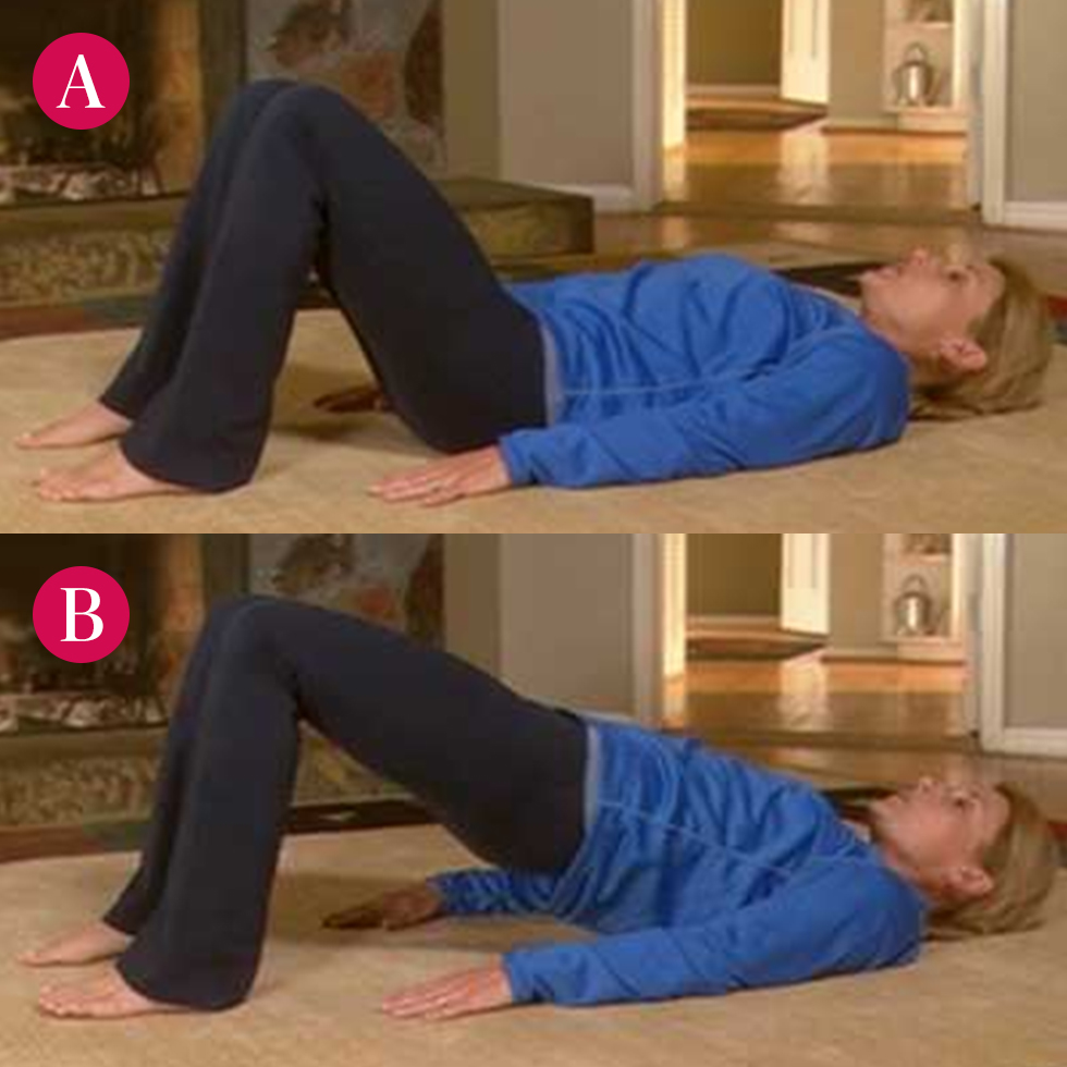 Abs Exercises Targeting Post Baby Belly And Diastasis