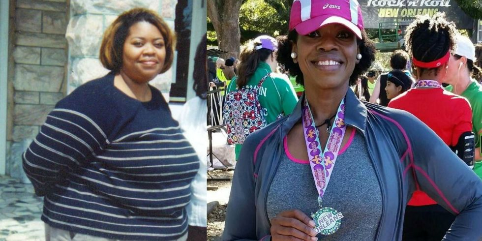 This Woman Lost Nearly 200 Pounds By Sticking To The Most Amazing Fitness Mantra (redbookmag.com)