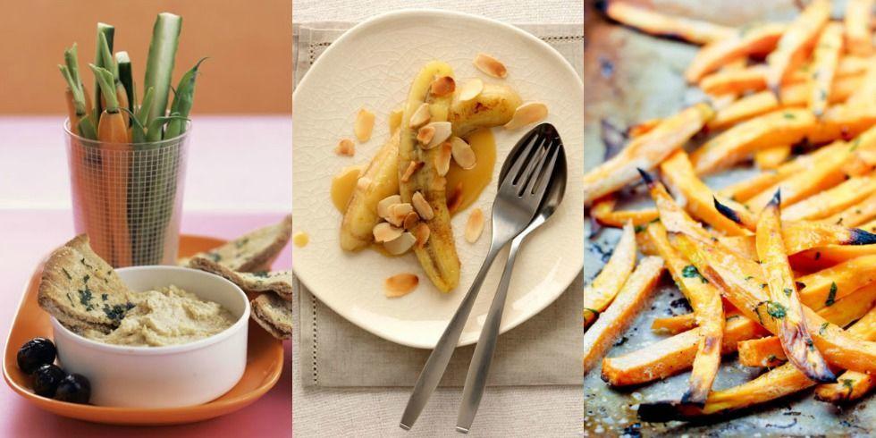 10 Healthy Junk Foods - Healthy Snack Alternatives