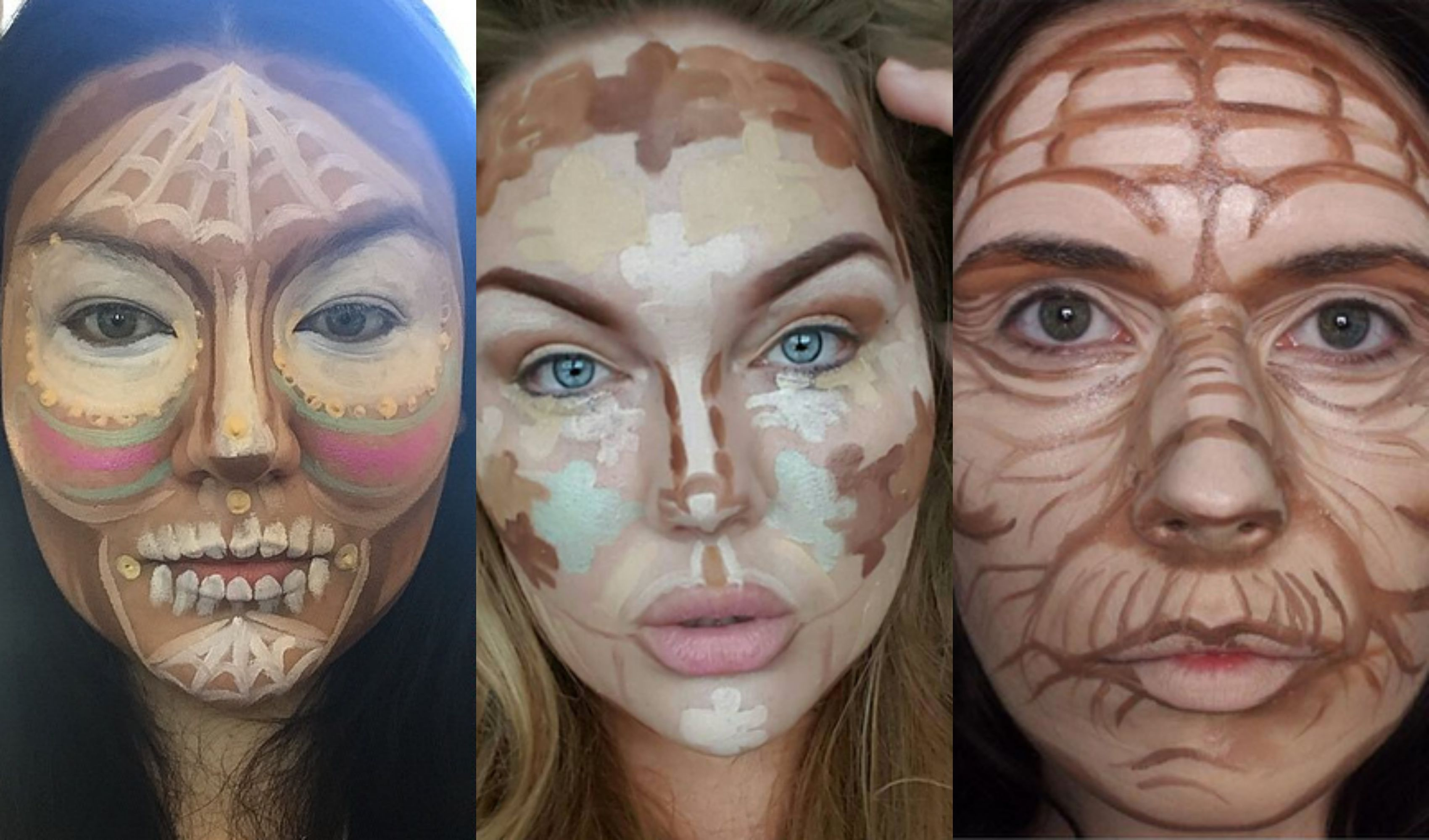5 Weird Beauty Contouring Videos