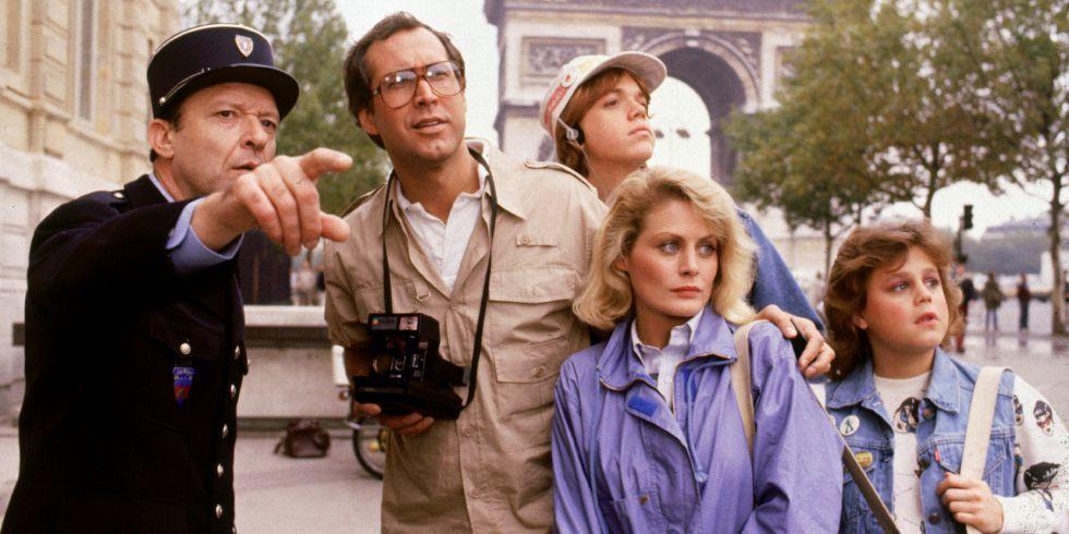 family european vacation movie