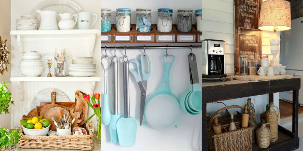 How To Organize Your Kitchen Kitchen Tips