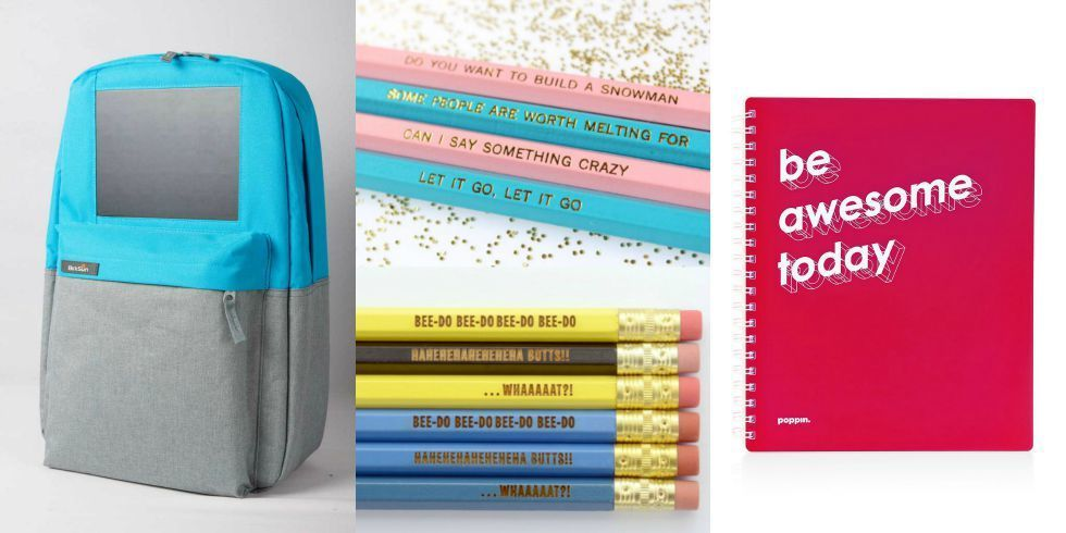 10 Cool Back to School Supplies - Coolest School Clothes and Supplies
