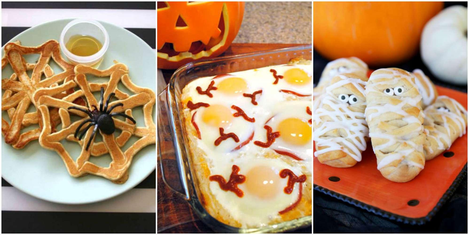halloween body appetizers