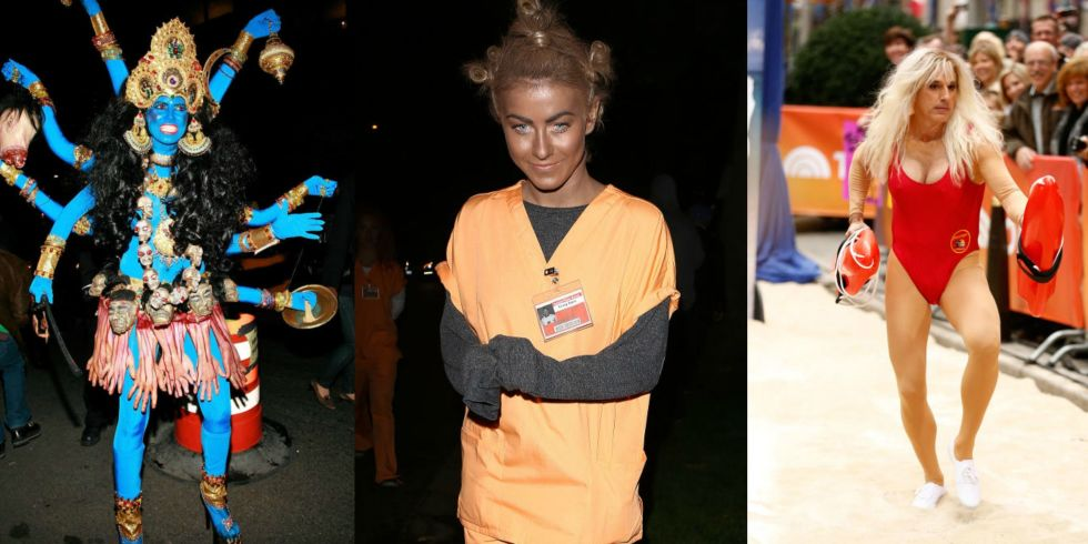 12 worst celebrity halloween costumes - Halloween Costume Celebrities