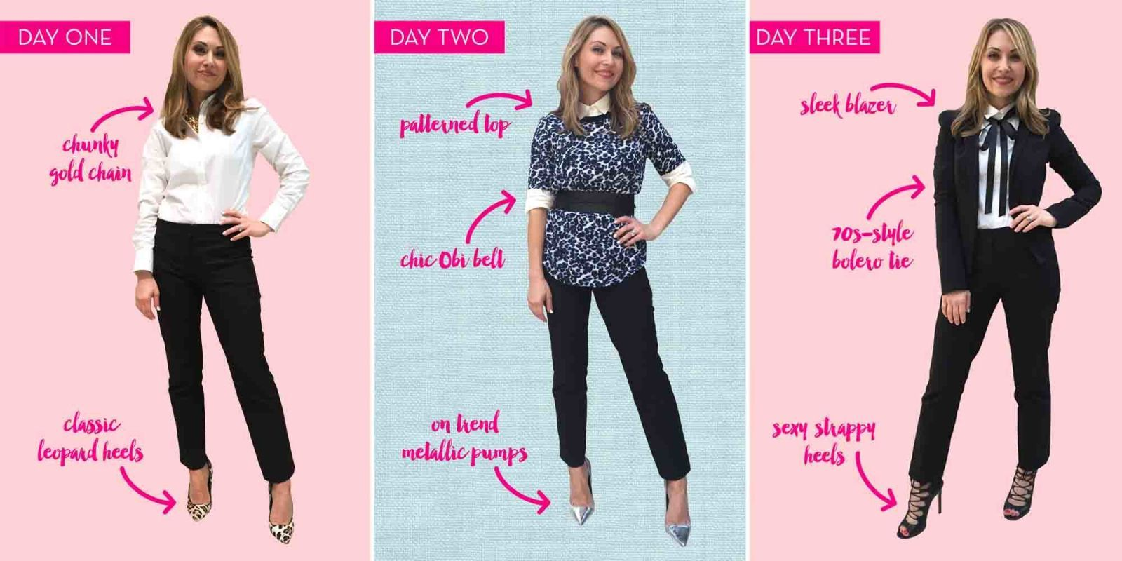 Here's What Happened When I Wore the Same Thing Every Day ...