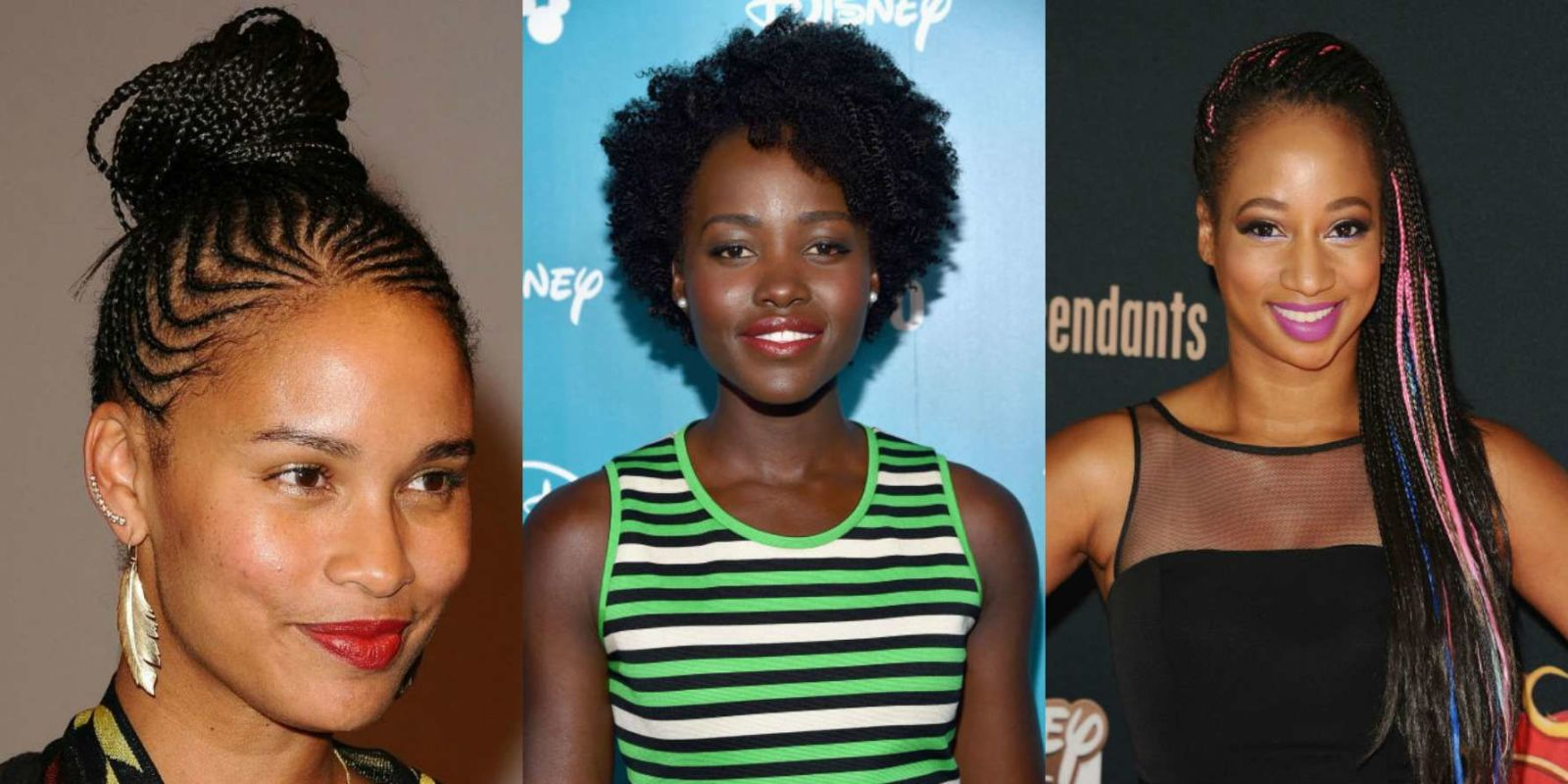 All Natural Hair Styles For Black Hair: Best Hairstyles For Black Women