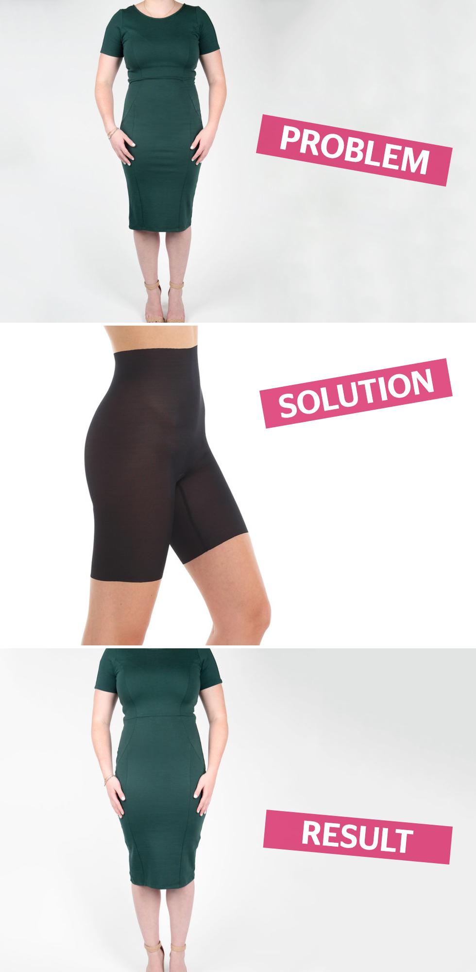 Best Shapewear Solutions For Women 6 Body Shapewear Back