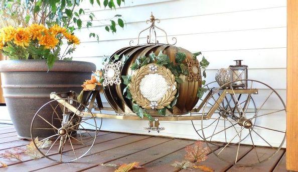 20 cool diy pumpkin decorations homemade pumpkin crafts for Disney halloween home decorations
