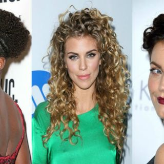 15 Easy-to-Copy Hairstyles for Curly Hair