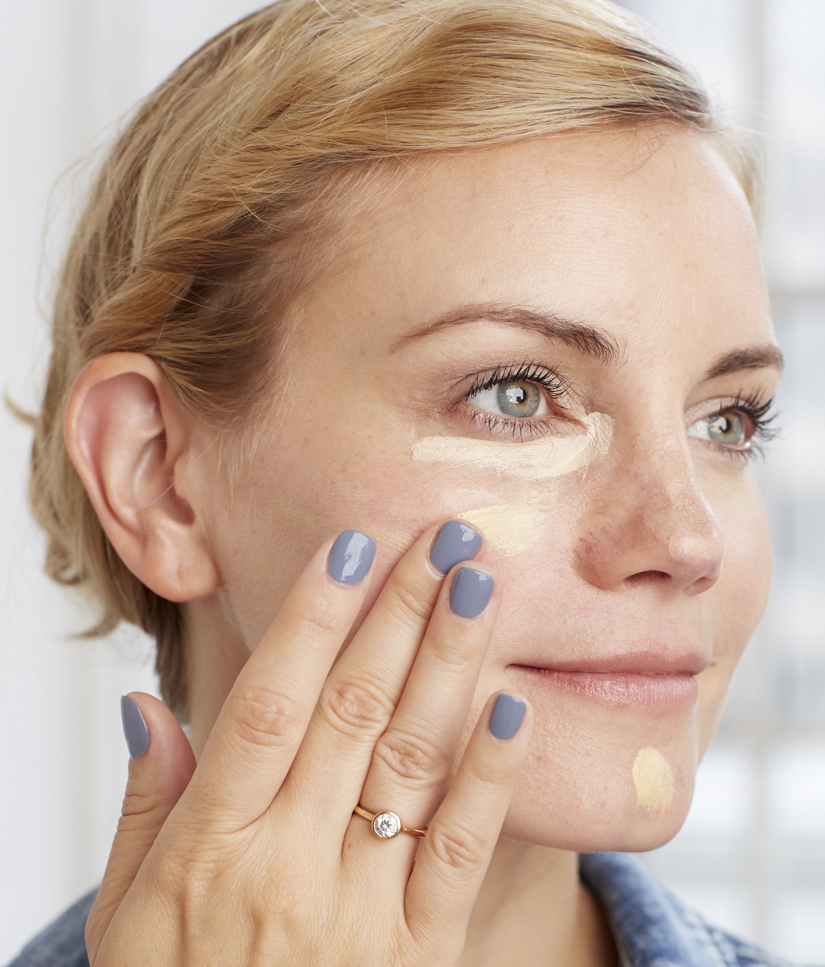 how to get rid of uneven skin on face