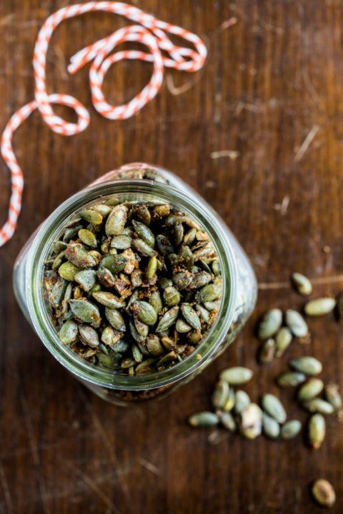 Pumpkin Seed Recipes - How To Cook Pumpkin Seeds