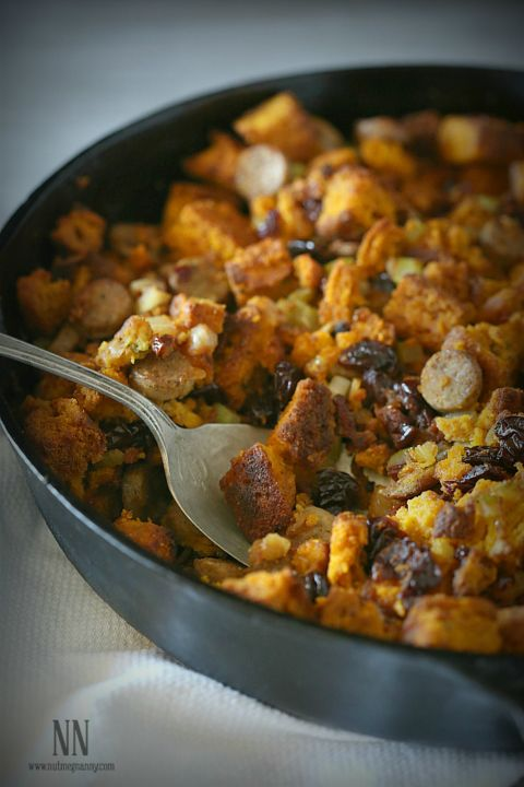 how to make boxed stuffing better