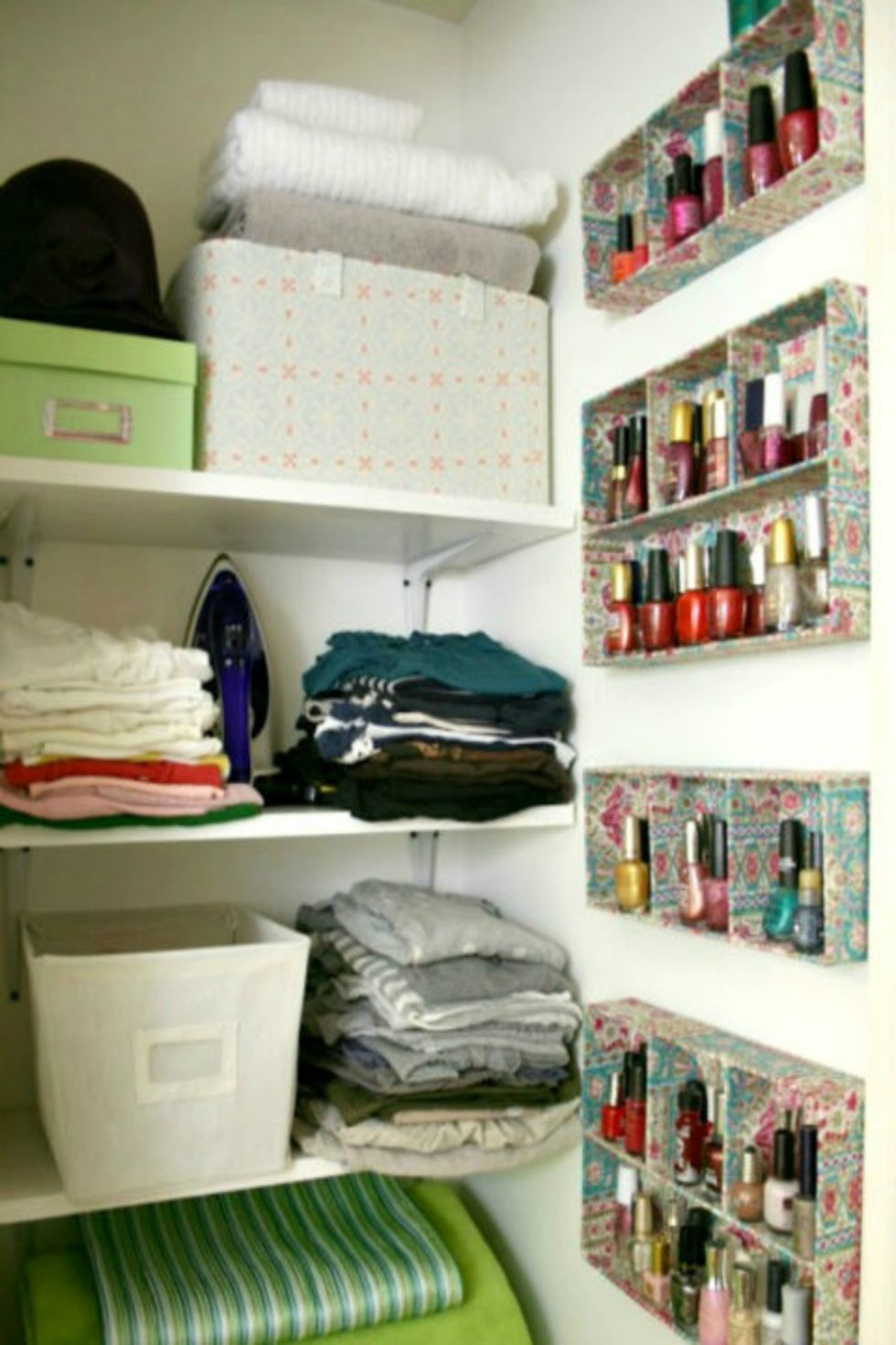 100 Home Organization Tips