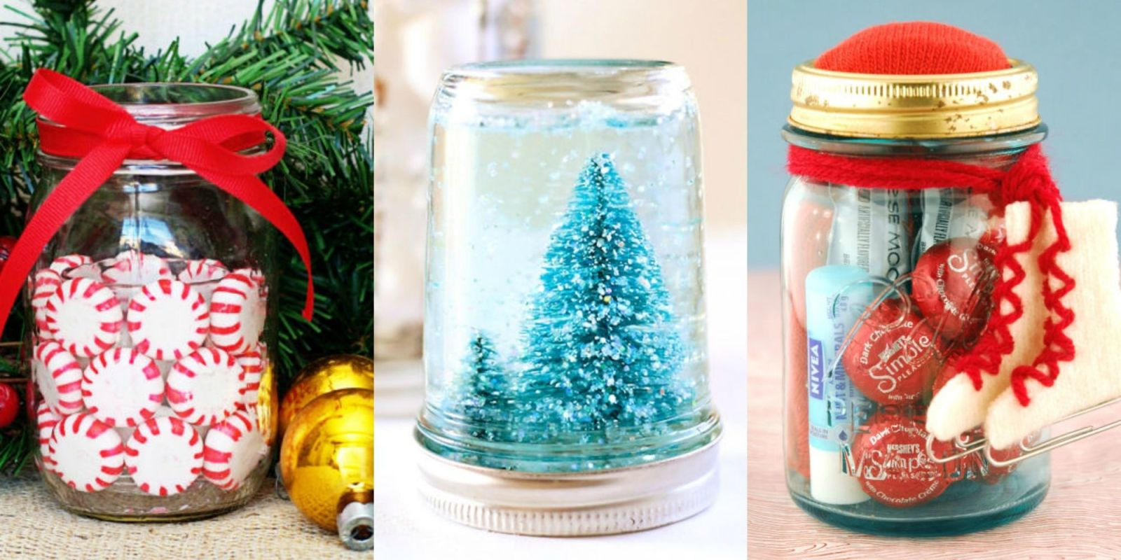 25 Mason Jar Gifts Diy Christmas Gift Ideas