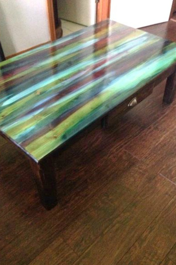 50 Ways To Use Wood Stain Furniture Projects You