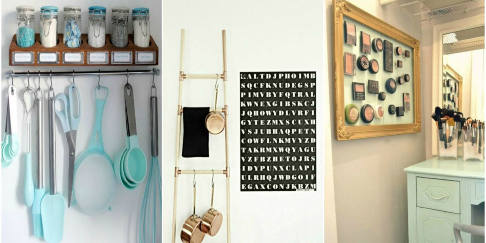 100 Home Organization Tips How To Organize Your Home: organizing home