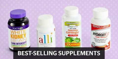 Weight loss tablets alli
