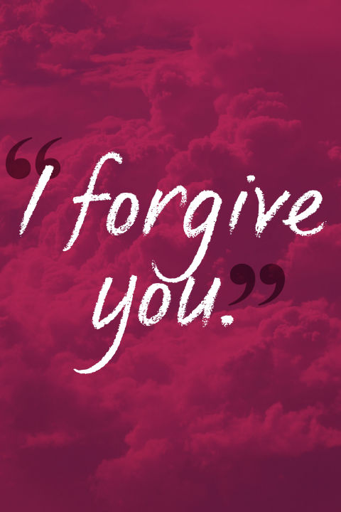 Image result for i forgive you