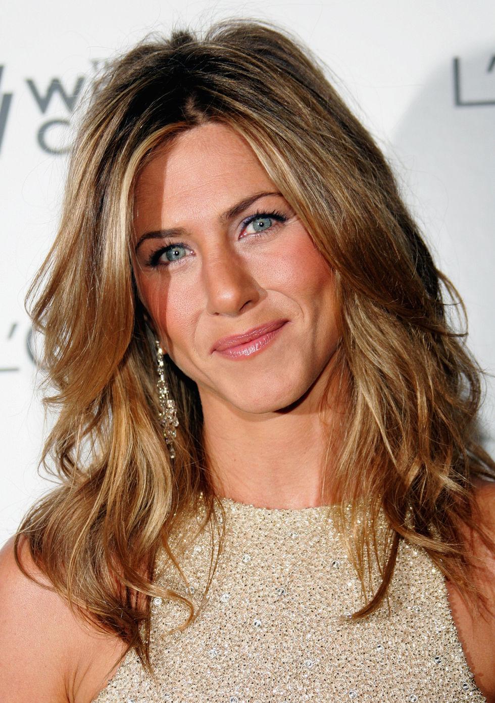 Jennifer Aniston 39 S Hairstyles Hair Evolution Today Com
