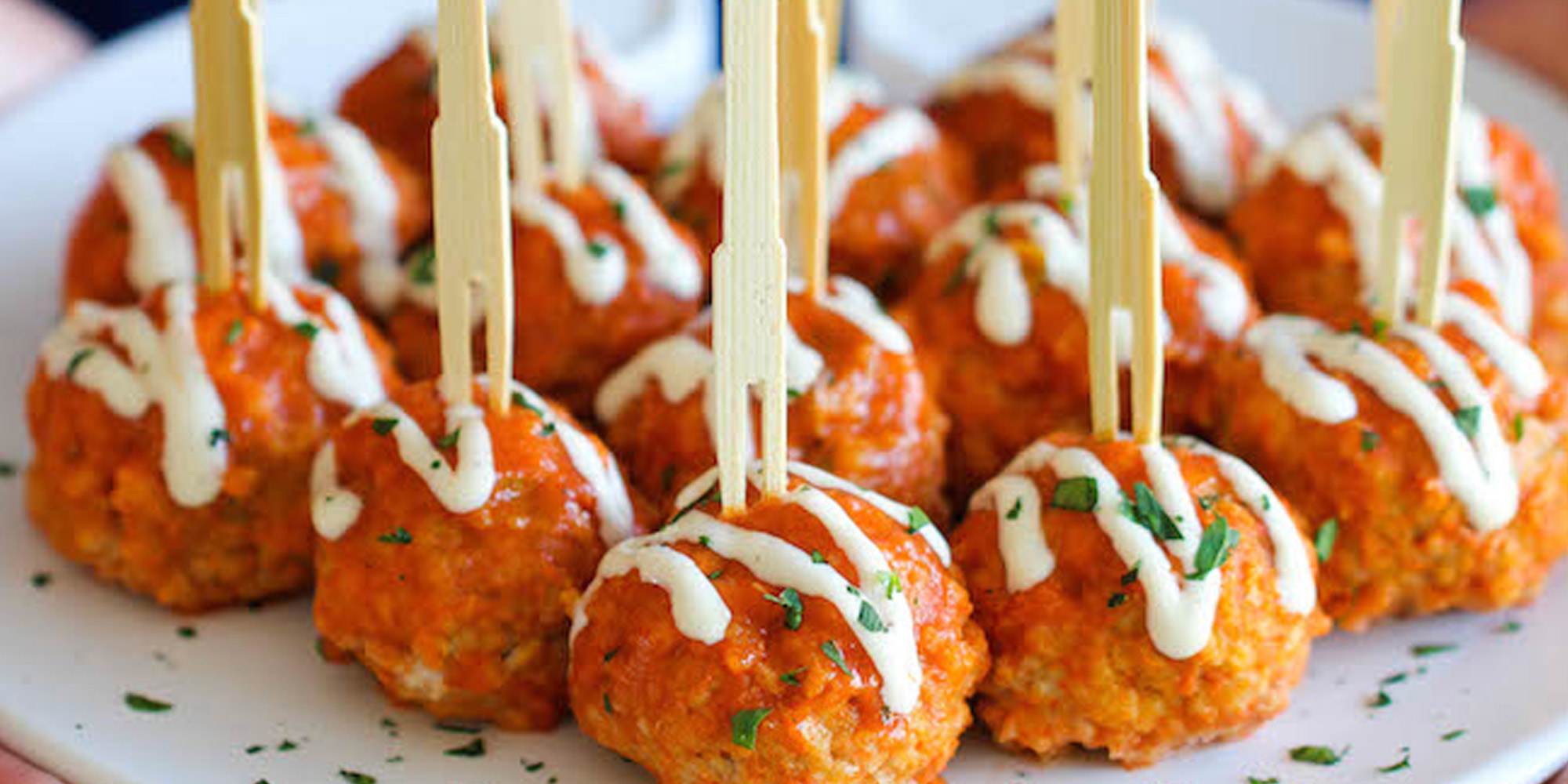 50 party food ideas perfect for super bowl super bowl for Easy food ideas for parties
