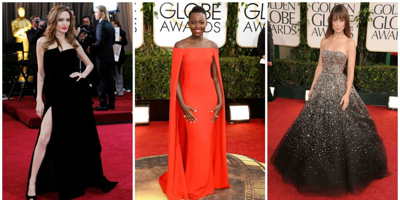 Red Carpet Dresses - Best Celebrity Dresses Throughout the ... - photo #26