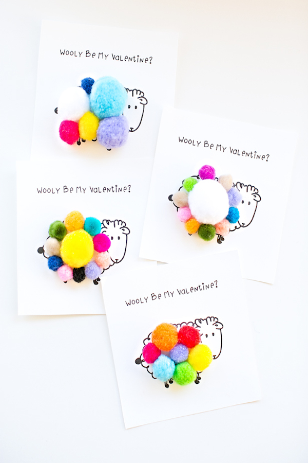 13 Valentines Day Cards For Kids - Valentine Cards