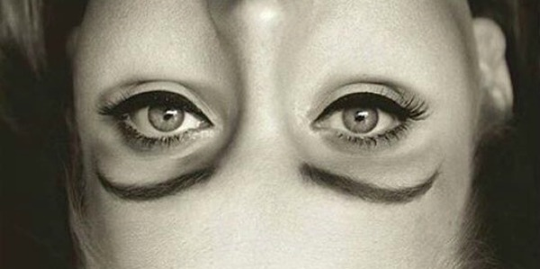 This Optical Illusion Of Adele Is Freaking People Out