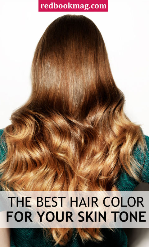 Best Hair Color For Your Skin Tone Celebrity Hair Color