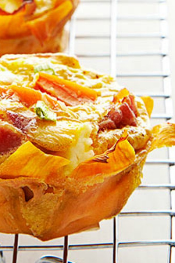 quiche veggie quiche with potato crust purple potato and carrot quiche ...