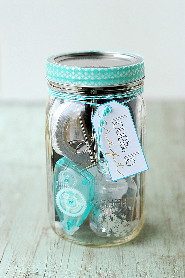 25 Mason Jar Presents For Mothers Day Gifts