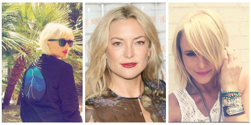 19 Celebs with Platinum Blonde Hair - How to Get Platinum Blonde Hair