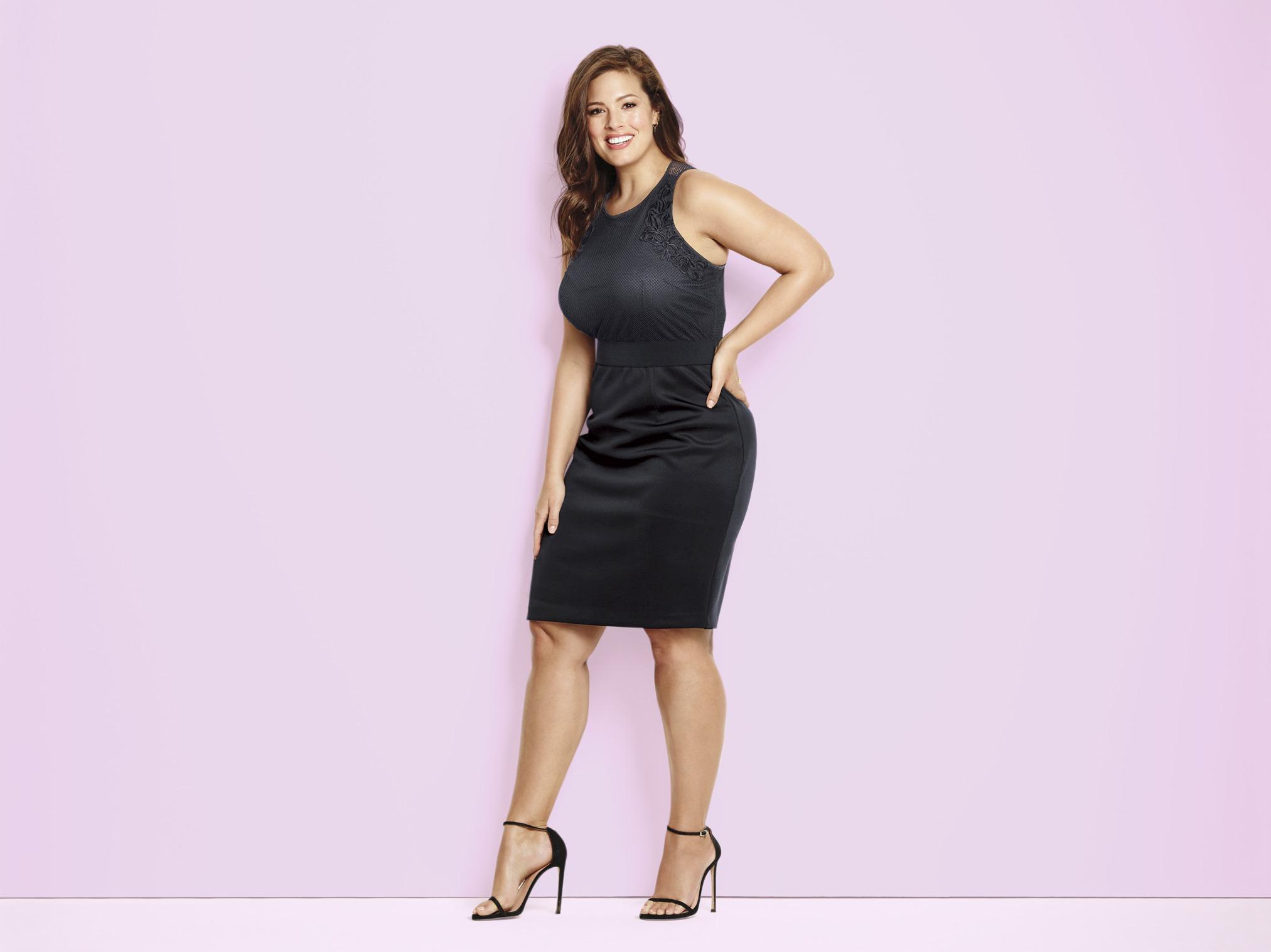 Ashley Graham Style Tips Fashion Tips For Curvy Women