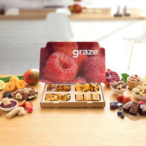 touchbase.ml – FREE Graze Box. Use code LVB – CLICK HERE. touchbase.ml are so confident that you'll love their exciting range of tasty snacks, that they're giving new members a free box.