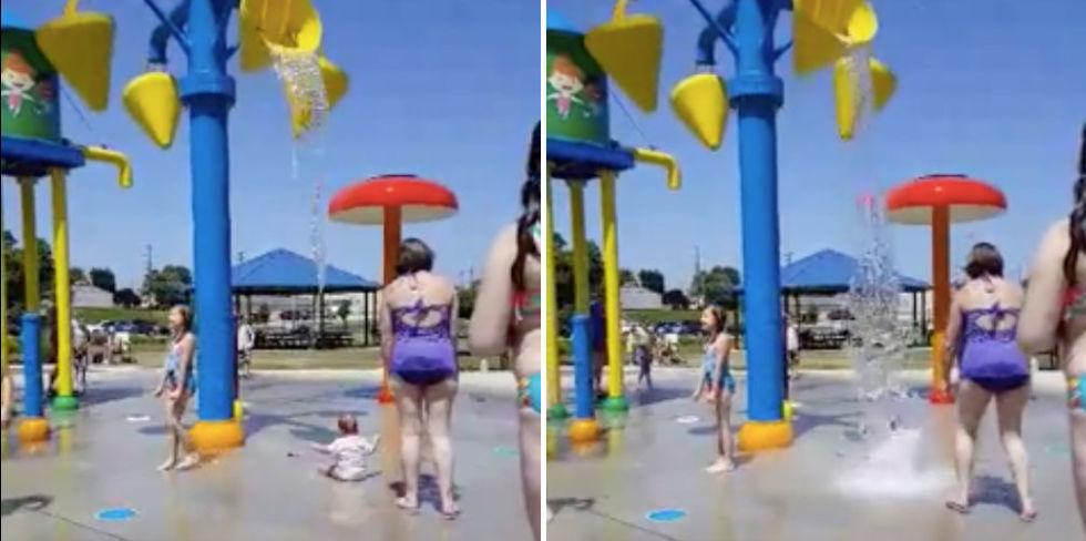 Waterpark controversy