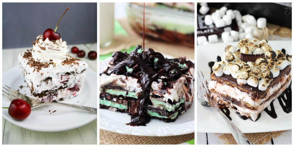 21 Icebox Cake Recipes - Icebox Cake Desserts