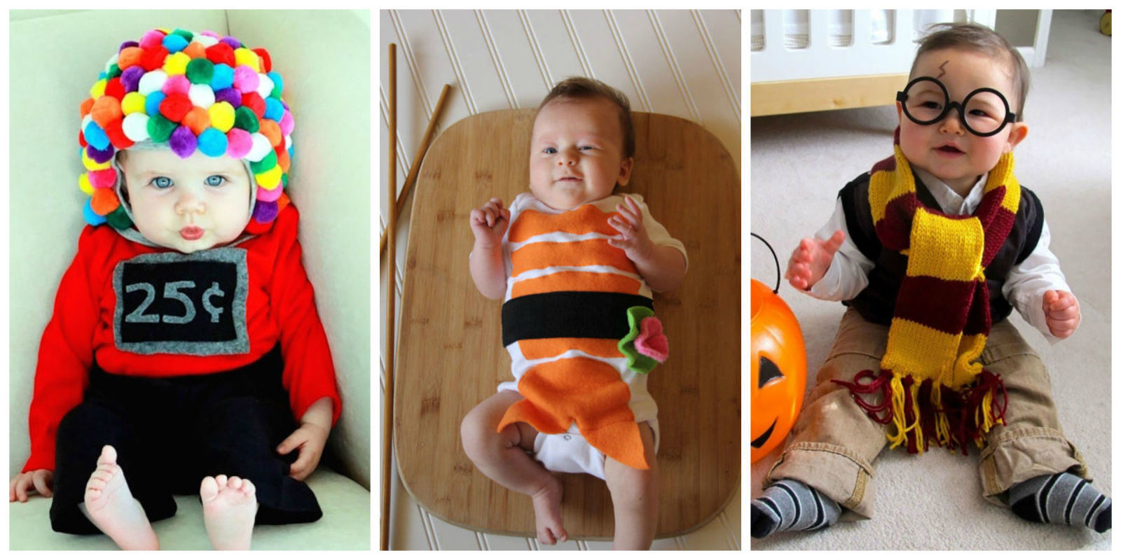 cute diy baby halloween costume ideas best homemade infant halloween costumes - Diy Halloween Baby Costumes