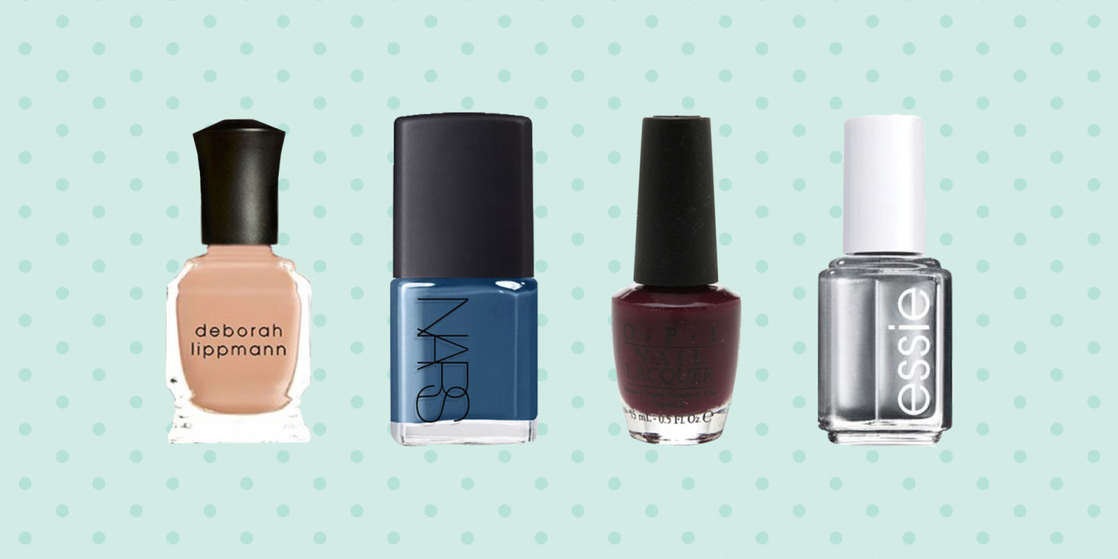 Hot Fall Nail Colors to Stock Up On Now Hot Fall Nail Colors to Stock Up On Now new images