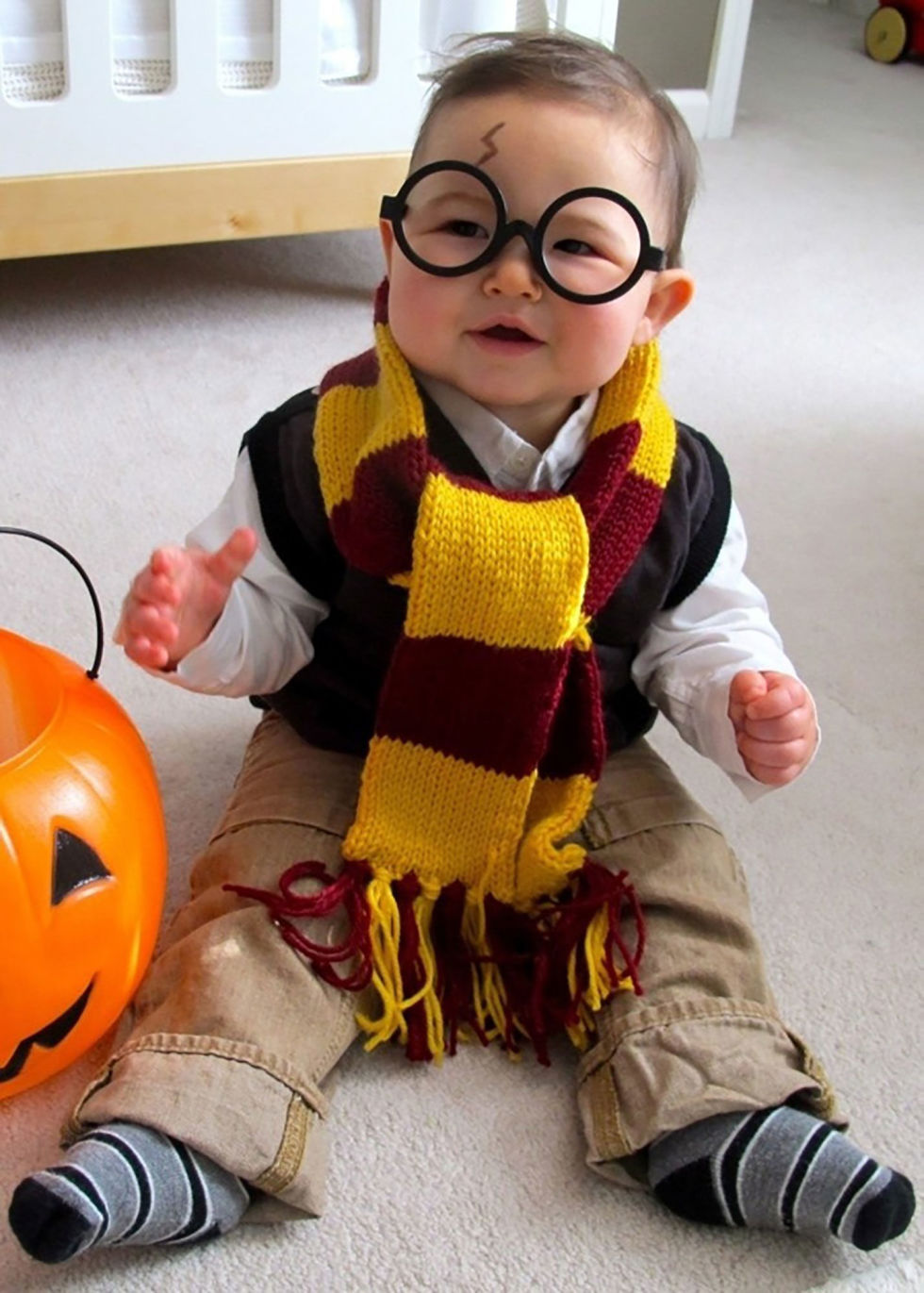 Cute DIY Baby Halloween Costume Ideas - Best Homemade Infant ...